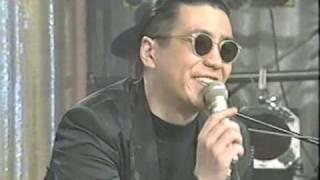 嘉門達夫全盛期の特番。鈴木彩子とのトークライブ。