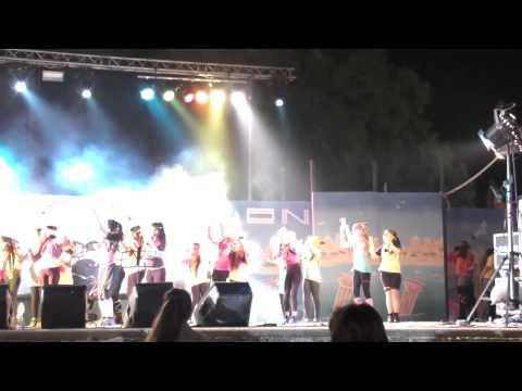 פאנקי פלייס-סטודיו לריקוד-הופעת עצמאות 2011-funky place studio