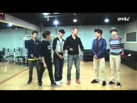 2PM  Ill Be Back dance lesson DVhd