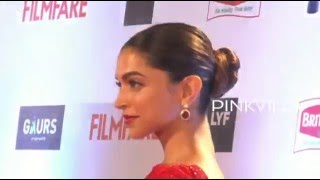 UNCUT | Filmfare Awards Red Carpet 2016 part 5