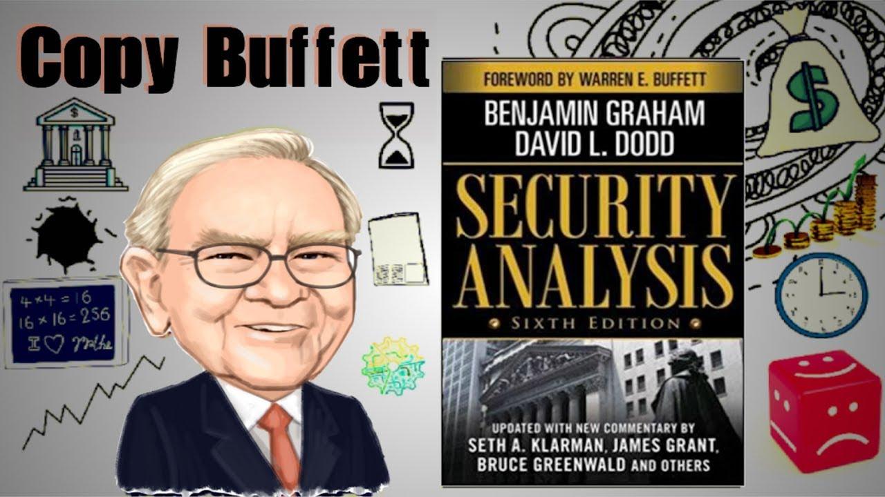 Security Analysis Benjamin Graham Pdf