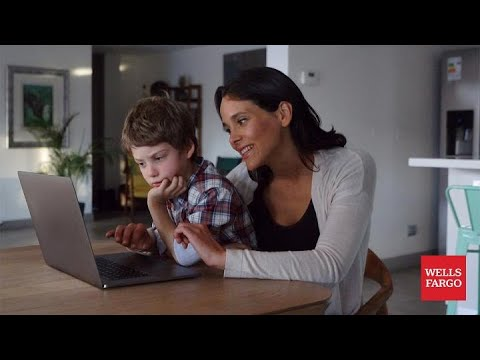 Online Banking: Bank Online Anytime With Wells Fargo's 24/7 Digital Features