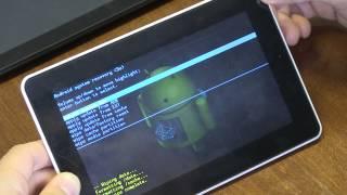 Cómo resetear tablet Stromberg Carlson. 2da opción: Soft Reset
