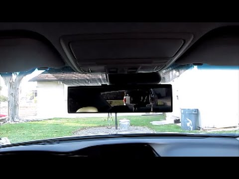 product unboxingreviewinstallation broadway rearview mirror diycarmodz youtube