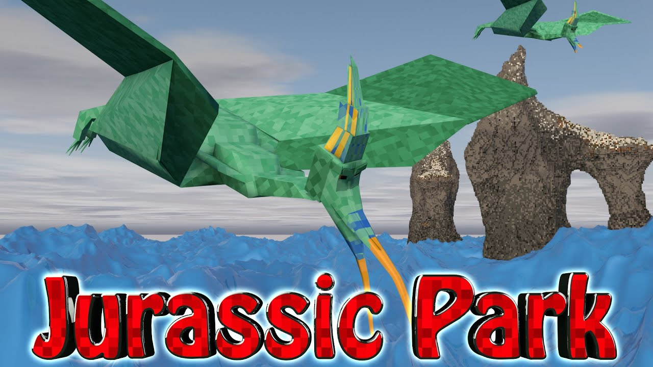 How To Get Dinosaurs In Jurassic Craft
