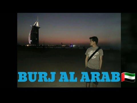 BURJ AL ARAB I MY FIRST VISIT