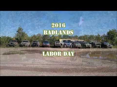 2016 Badlands Offroad 4x4 Labor Day Teaser