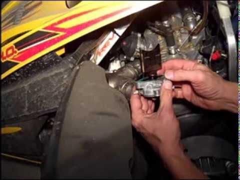 ski doo mxz 600 ho adrenaline power valve removal and cleaning youtube rh youtube com Ski-Doo SRX Ski-Doo Formula 500