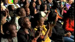 tusker project fame 5 7th eviction night ruth performs plus sharon s eviction