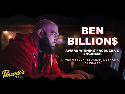 Grammy Award Winning Producer, Ben Billion$ – Pensado's Place #418