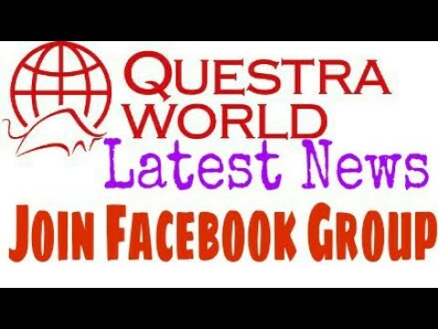 Questra world News Join Facebook Group