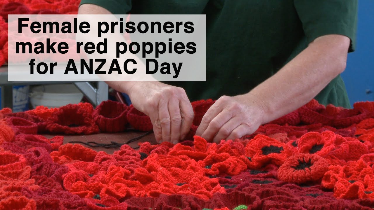 Anzac day poppies youtube anzac day poppies mightylinksfo