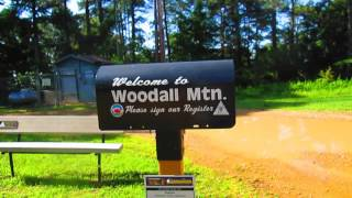 Woodall Mountain the highest point of Mississippi