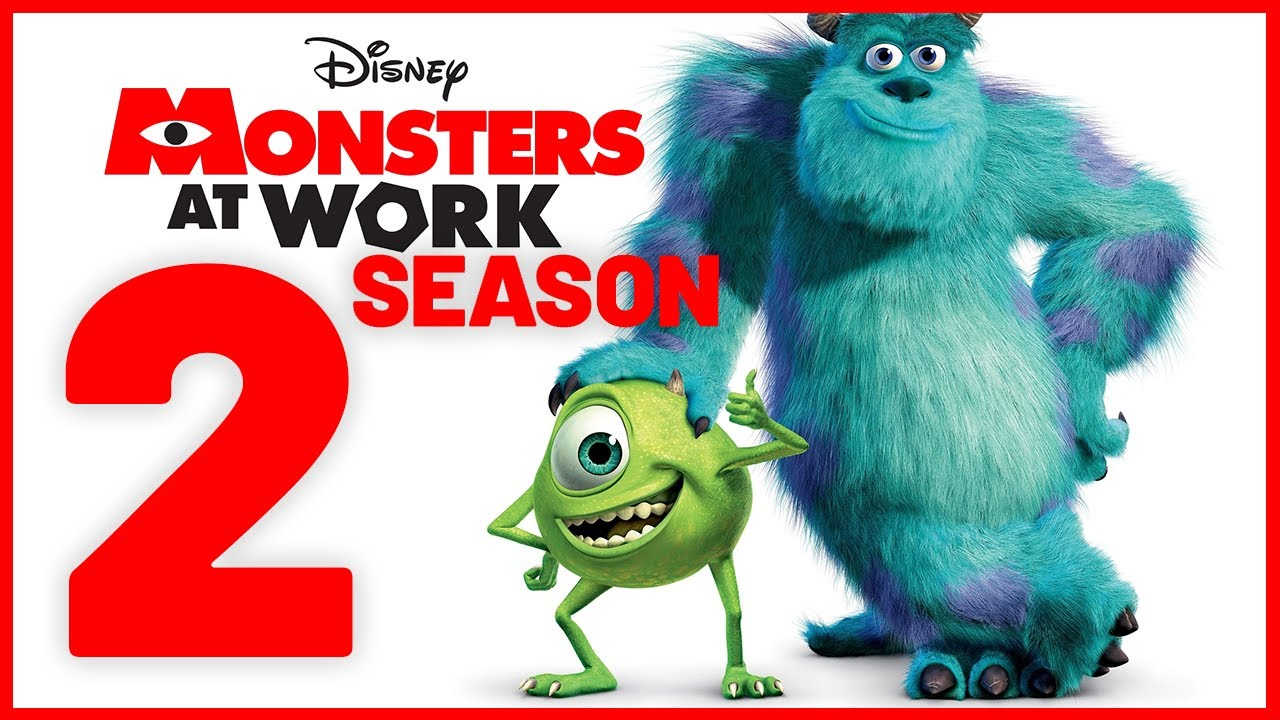 Monsters At Work Season 2 Release date, cast and everything you need to  know no trailer - YouTube