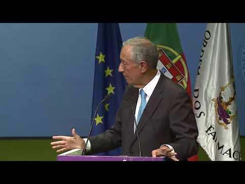 Intervenção do Presidente da República na Sessão Oficial de Encerramento do CNF'17