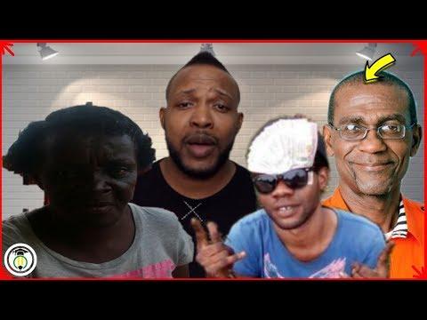 Jamaica to Rawtid Ep#3: Spalding bus driver, Trewlayn Farmer, Dr Lynvale Bloomfield, Cop VS Taximan