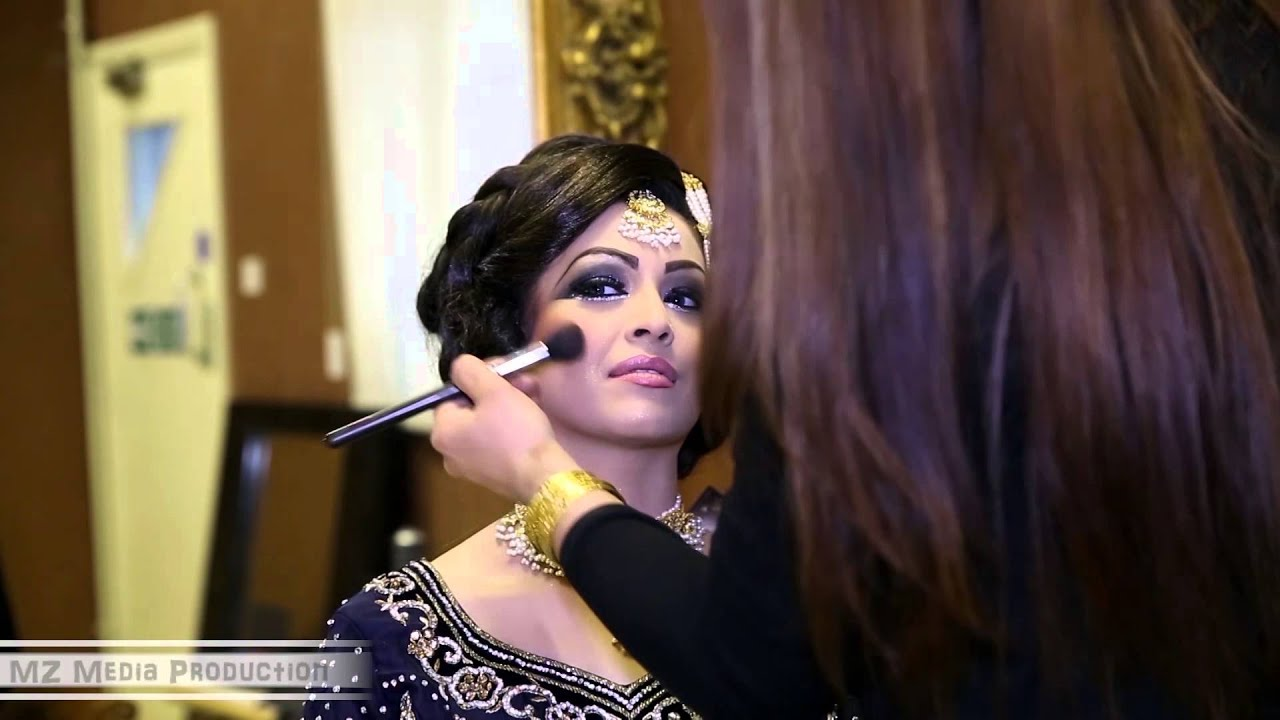 roxanna azeem makeup artist bridal hair and makeup manchester uk