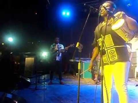Irawo Drumline: Jazz Performance At The Eko Akete Festival 2015