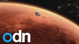 Is there life on Mars? NASA Curiosity finds signs of life