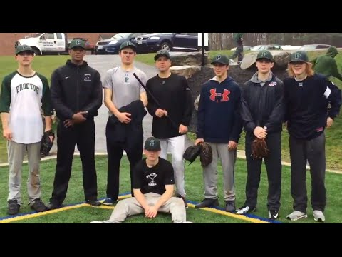 Proctor Academy Baseball 2016: Week Six
