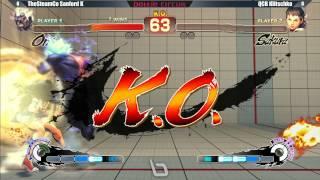 Next Level Battle Circuit #86 ft Ultra Street Fighter 4 - Part 2