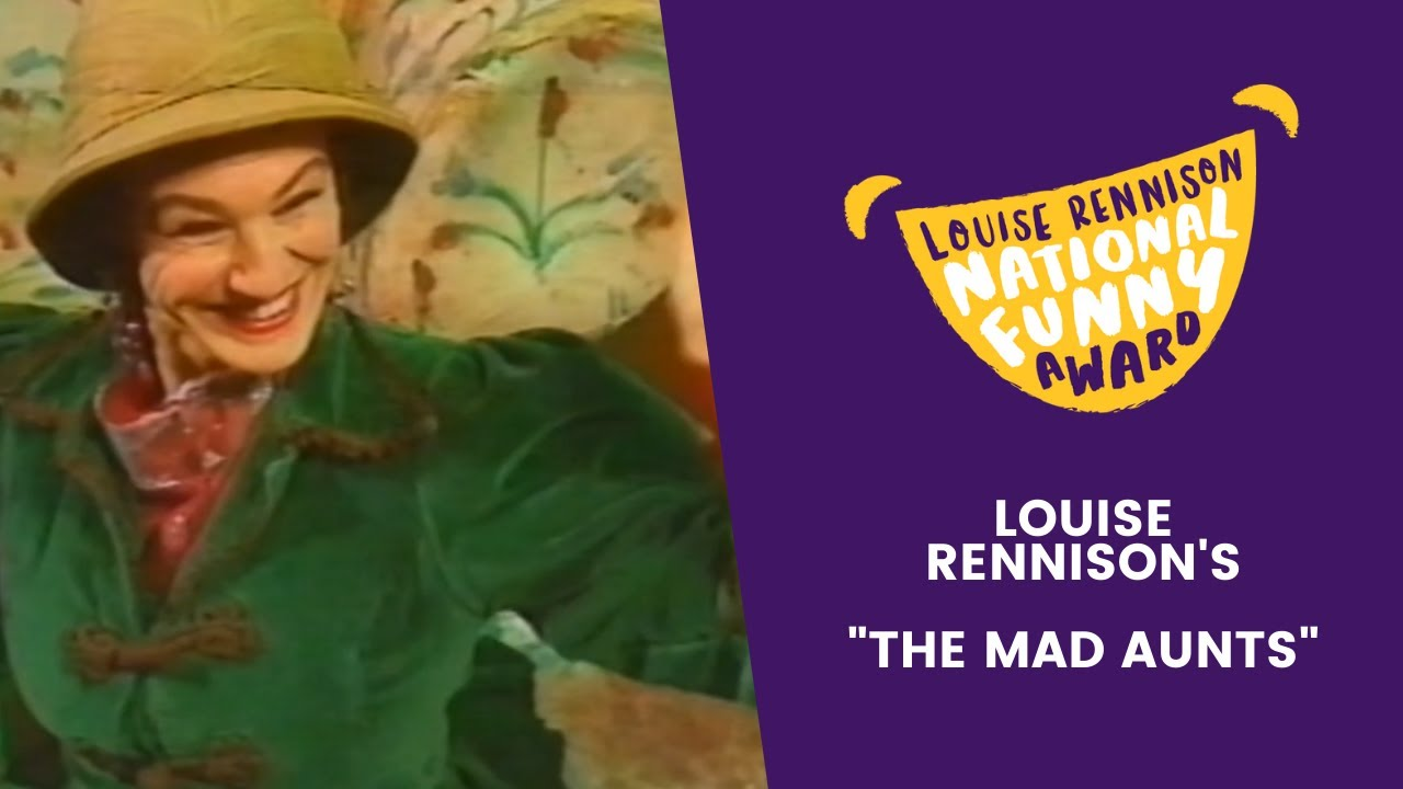 The Mad Aunts | Louise Rennison | Louise Rennison National Funny Award