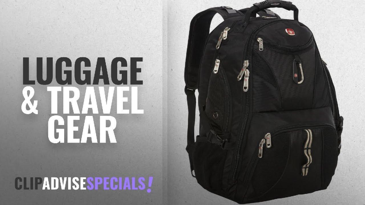 7bc6344bfbba 10 Best Selling Swiss Gear Luggage   Travel Gear  2018    SwissGear 1900  Scansmart TSA Laptop