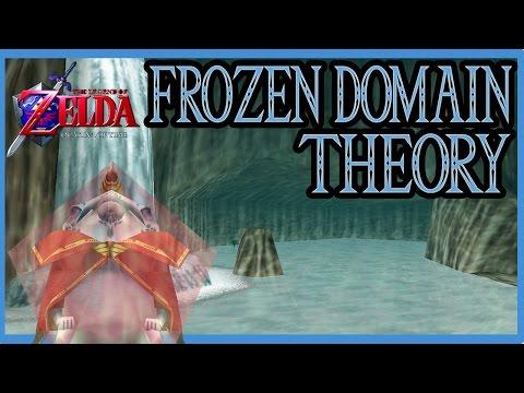Zelda Theory: Zora's Domain FROZEN FATE (Zelda Ocarina Of Time)