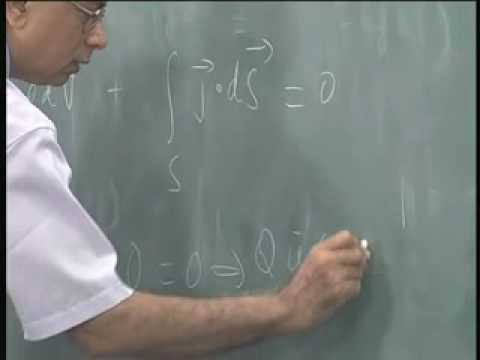 Mod-01 Lec-35 Noether\'s Theorem. Special Relativity (Part 1)