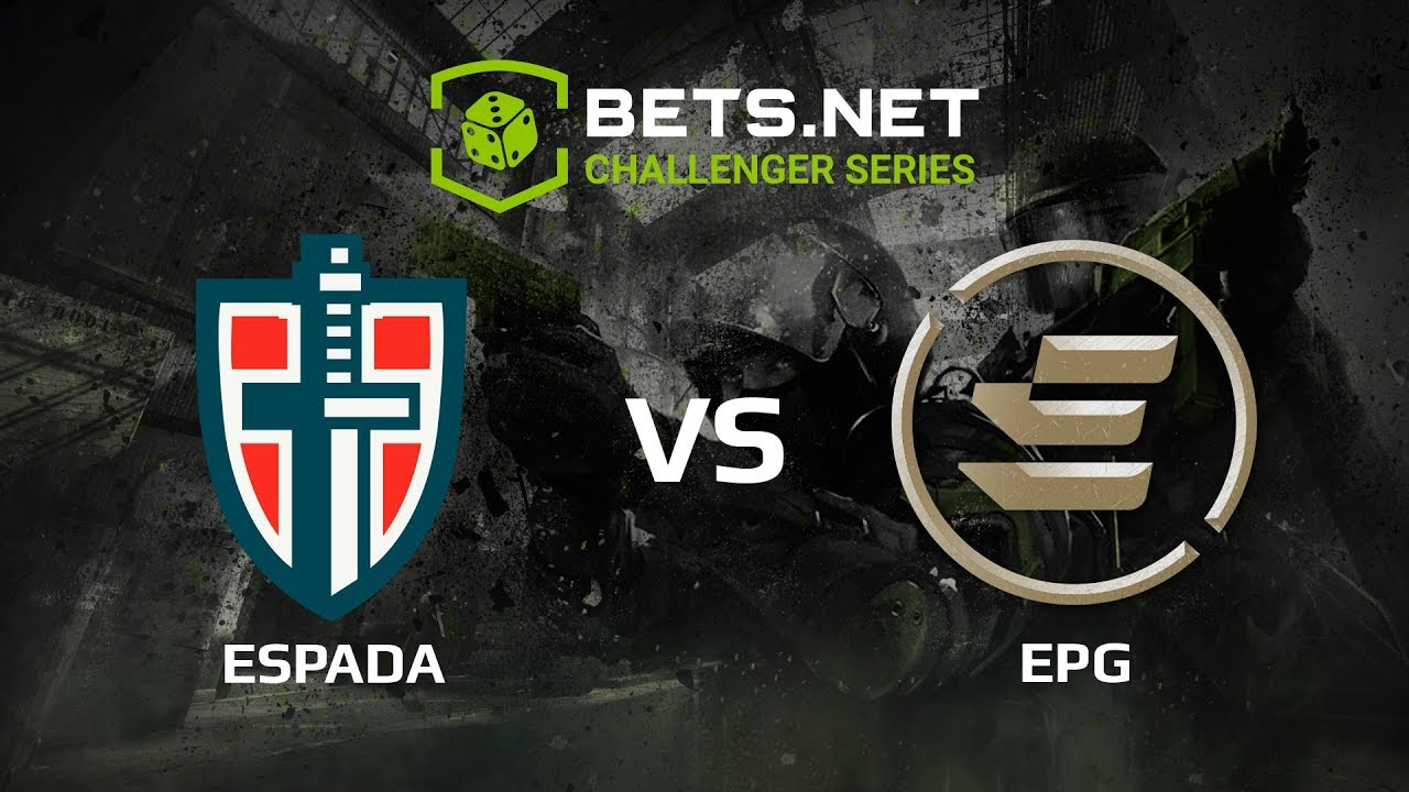 [EN] ESPADA vs EPG, Bets.net Challanger Series