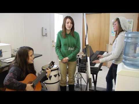 North Hastings High School Students Singing