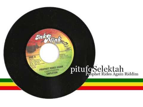 pitufoSelektah - Prophet Rides Again Riddim