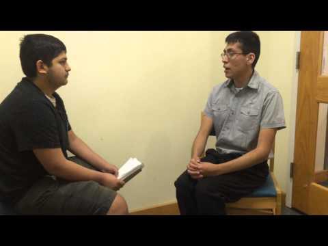 Mock Job Interview- Ricardo Vega