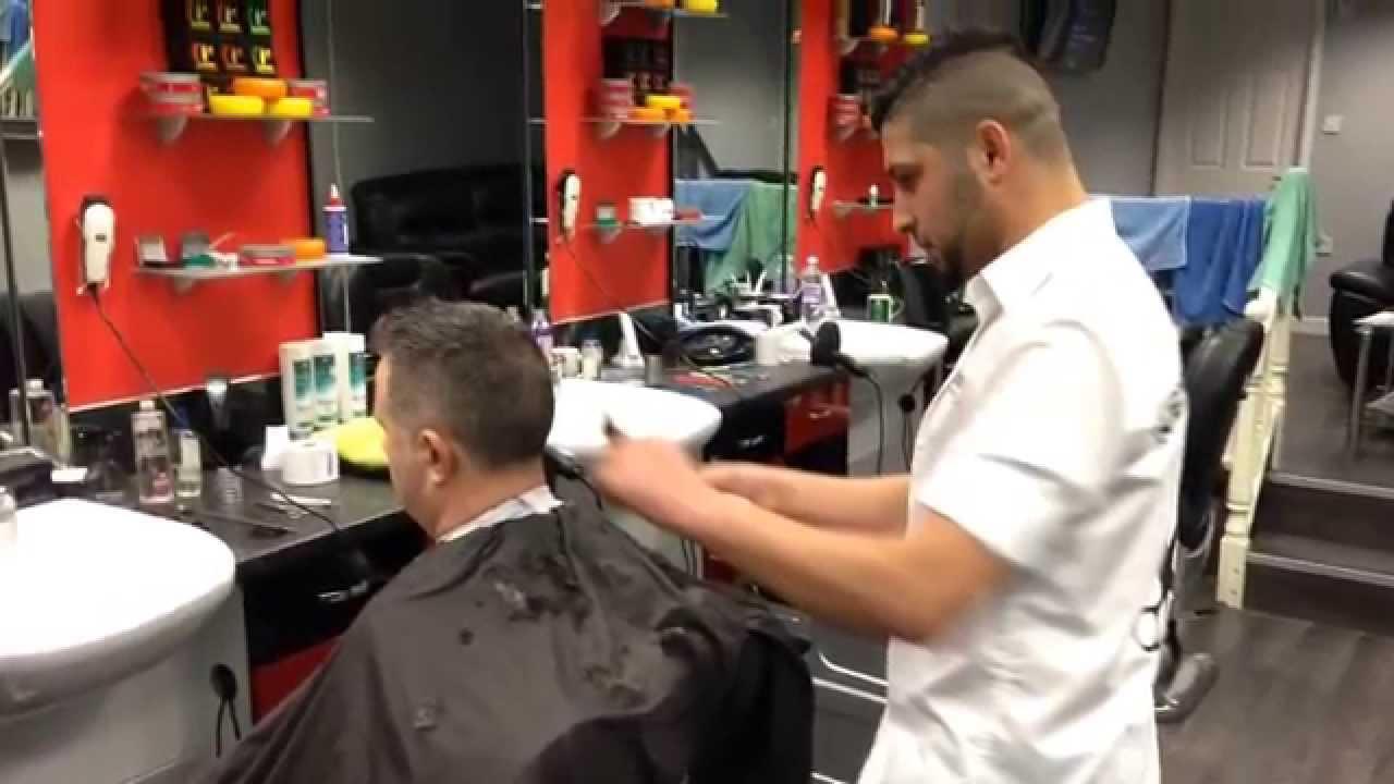 Barbers Swindon My Style Barber Shop Youtube