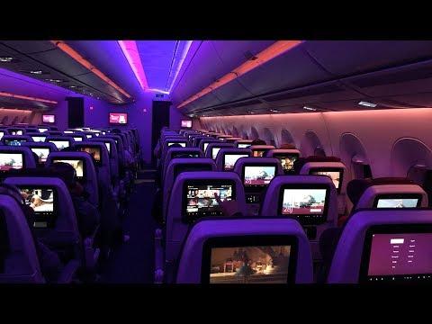 Trip Report: Qatar Airways (Economy Class) | A350-900 | Doha - Singapore
