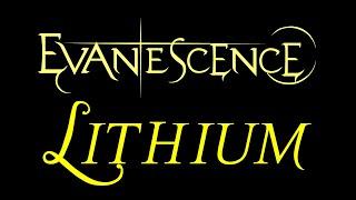 evanescence lithium lyrics the open door