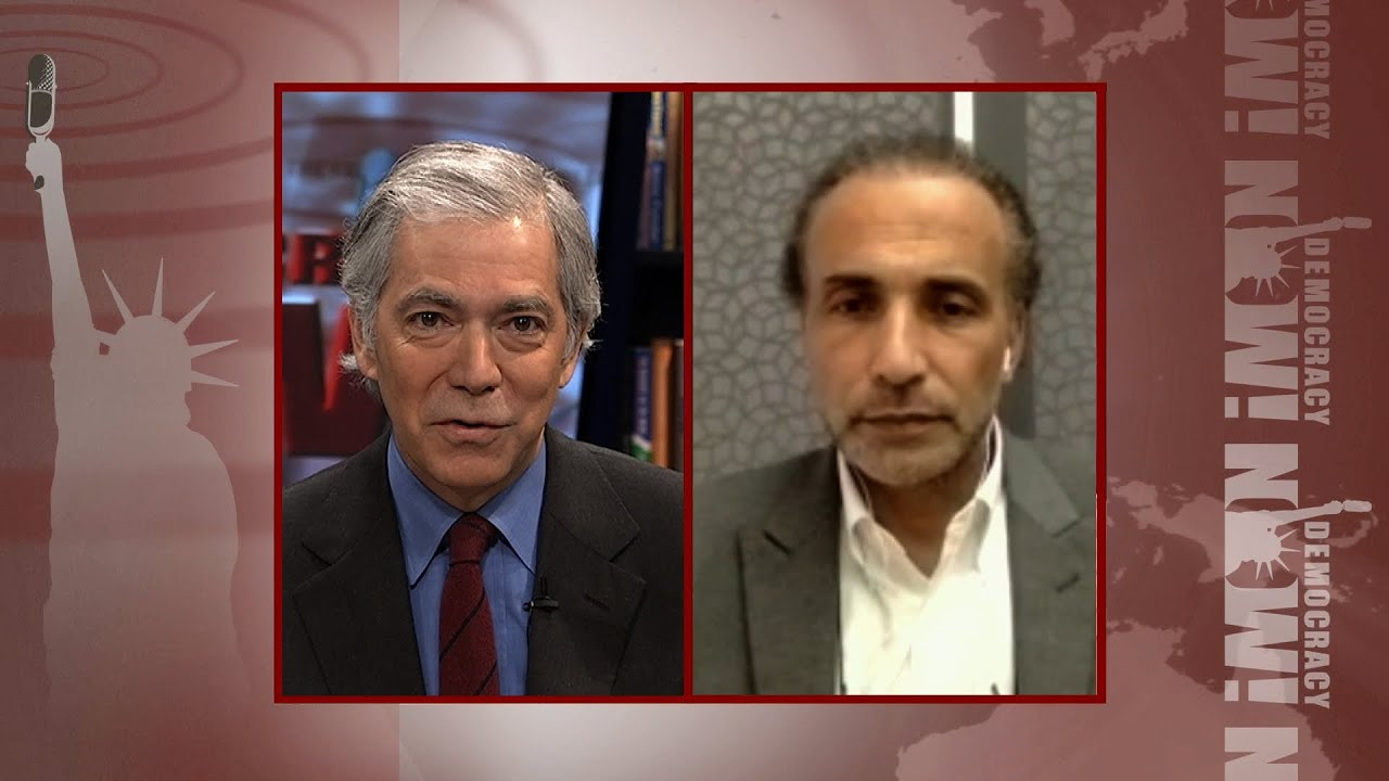 Scholar Tariq Ramadan  Harper s Rick MacArthur on Charlie Hebdo     Scholar Tariq Ramadan  Harper s Rick MacArthur on Charlie Hebdo Attack    How the West Treats Muslims