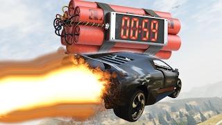 GTA 5 Mods : МЕГА ВЗРЫВЧАТКА ИЗ JUST CAUSE 3