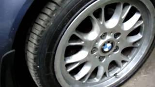 нагретые передние колеса