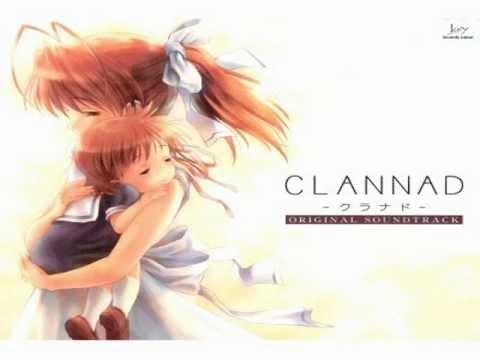 [Clannad Original Soundtrack] The Palm of a Tiny Hand