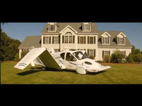 Flying Car 2015 Terrafugia Transition Carl Dietrich Flying Car Ready for take off 2015 road approved