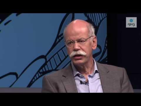 re:publica 2013 - Dieter Zetsche, Martin Randelhoff: Das vernetzte Auto -- wie verändert sich unsere on YouTube