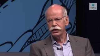 re:publica 2013 - Dieter Zetsche, Martin Randelhoff: Das vernetzte Auto -- wie verändert sich unsere