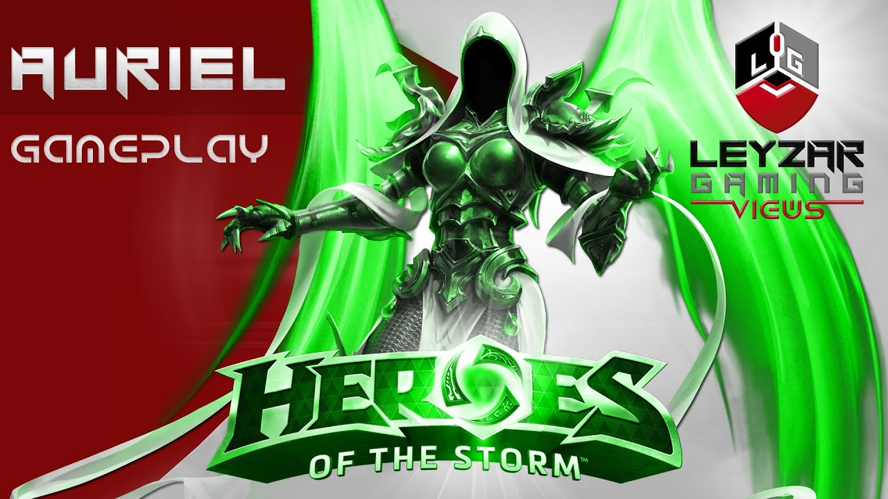 Heroes Of The Storm Build Auriel