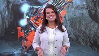 Sandvik Digital Driller Simulator Demonstration