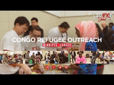 IN FOCUS - CONGO REFUGEE OUTREACH - Winnipeg, Canada