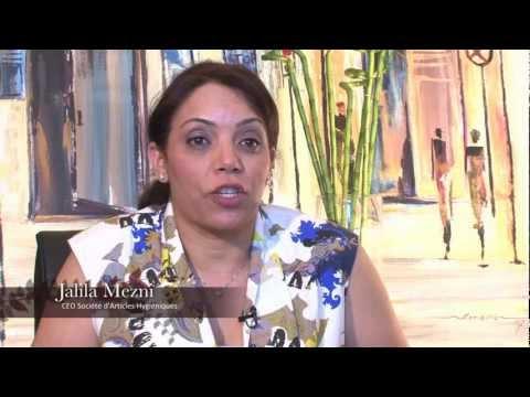 2012 Africa Awards for Entrepreneurship Finalist: Société d'Articles Hygiéniques (Tunisia)