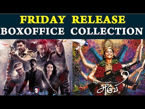 Friday Release Boxoffice Collection |...