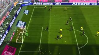 PES 6 Shollym Patch 2013-2013 FCB vs BVB