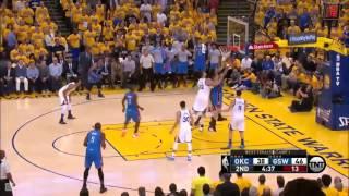 OKC vs GSW (HD) Game 1 Full Game Highlights 2016 NBA Playoffs